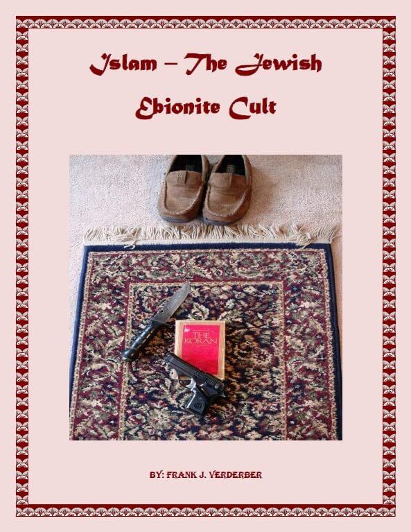 Islam - the Jewish Ebionite Cult