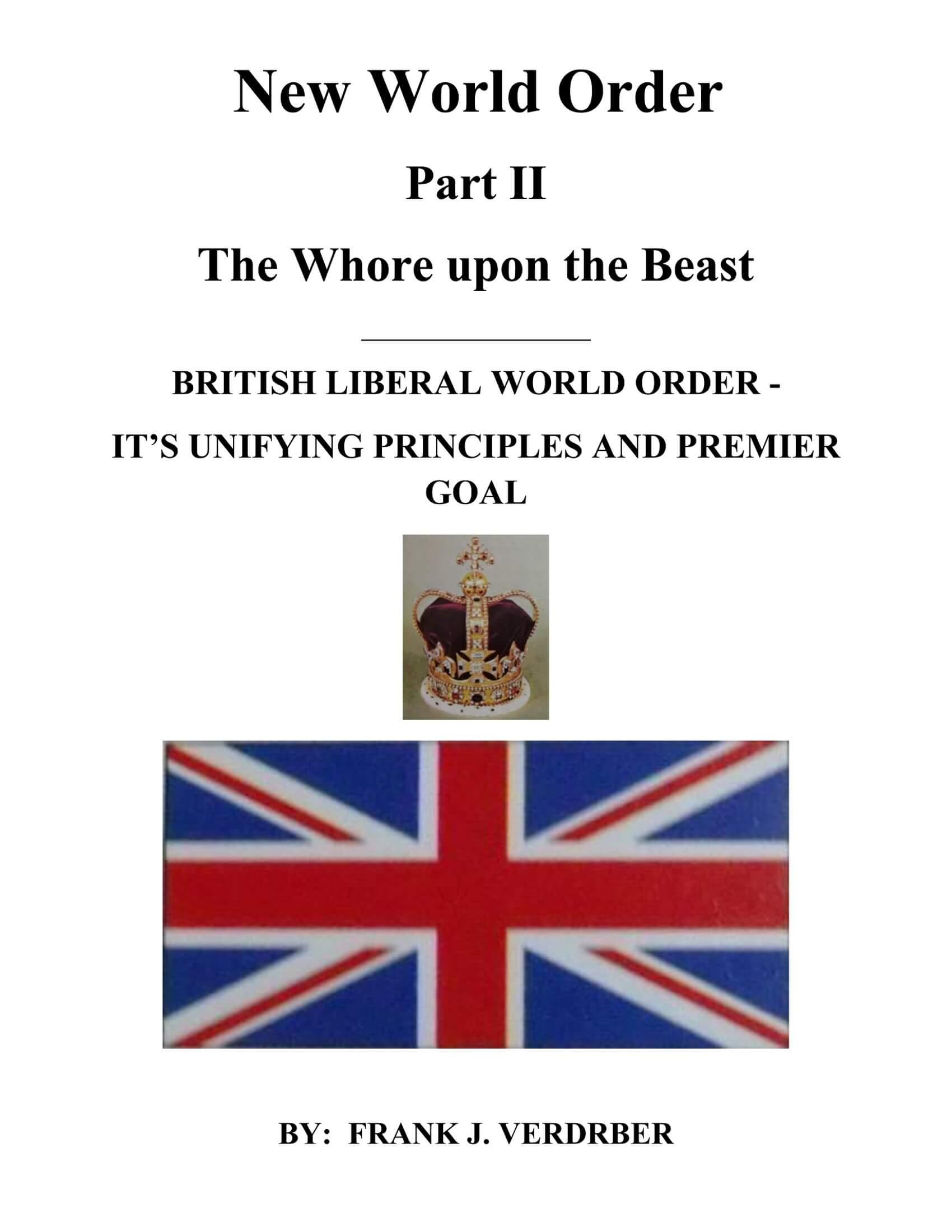 New World Order II
